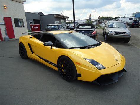 Lamborghini For Sale Toronto Lamborghini Gallardo Toronto Cozot Cars