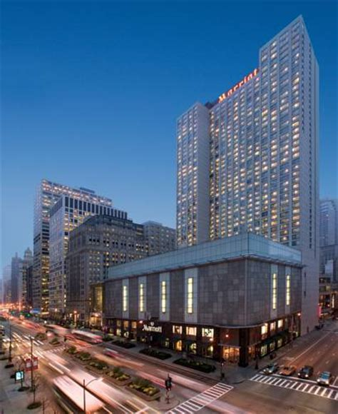 Chicagos Eco Shopping Mall Hippyshopper by Chicago Marriott Downtown Magnificent Mile Chicago Il