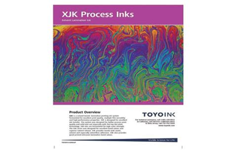 Toyo Laminating Pouch toyo ink launches solvent based flexo lamination ink system 2014 01 28 packaging