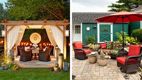 deck  patio decorating ideas