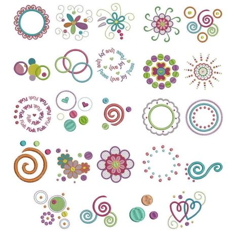 free doodle embroidery designs 50 best free machine embroidery designs images on