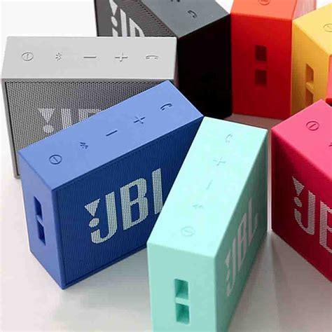Speaker Jbl Go jbl go portable bluetooth speaker intercomp malta