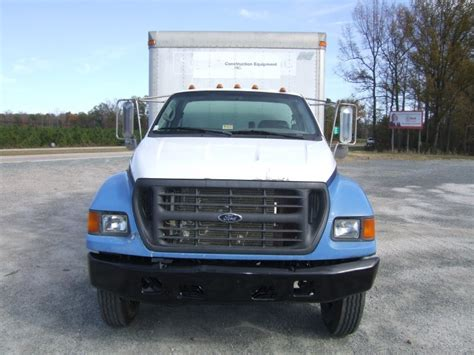 Price Of Ford F650 Truck by Ford F650 Box Truck Reviews Prices Ratings With