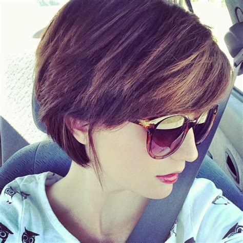 growing out a bob hairstyles growing out a pixie cut one year later short hairstyle 2013