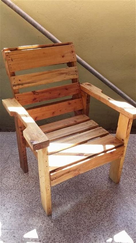Patio Chairs Made From Pallets 25 Unique Pallet Chairs Ideas On Pallet Bank