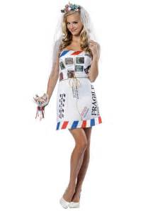 order halloween costumes online mail order bride costume