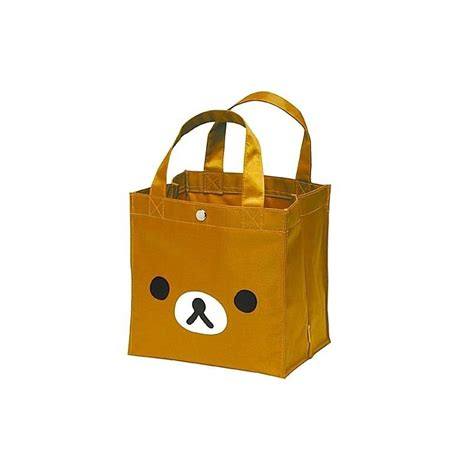 lunch tote bento lunch box tote bag rilakkuma for bento lunch bag