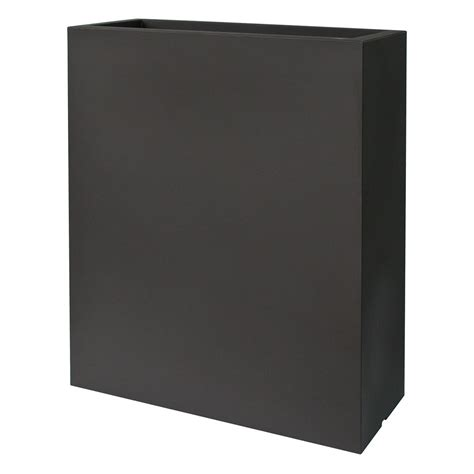 vaso rettangolare vaso kube tower rettangolare plust designperte it