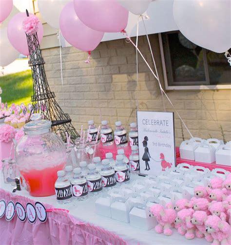 fiesta poodle rosa lacelebracion