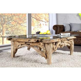 Table Avec Plateau En Verre