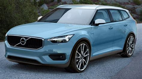 Volvo V40 New Model 2020 by Volvo V40 Render Will Make You Fall In With Wagons