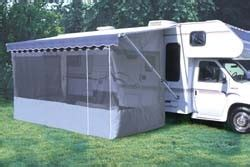 Rv Awning Screens by Rv Screen Rooms Accessories