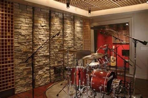 home studio wall design interior design home music studio interior design with wall natural stone idea to making and
