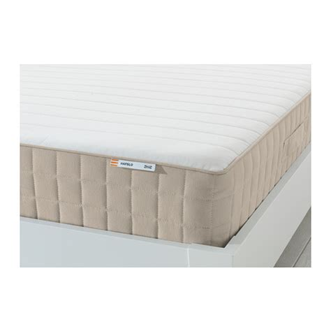 futon matratze ikea hafslo sprung mattress firm beige ikea