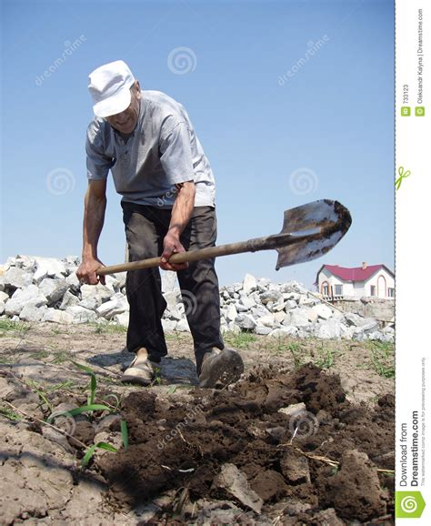 Digging On by Digging Stock Photos Image 733123