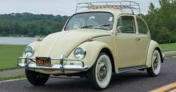 Care for an almost new 1967 vw beetle 104 pics video