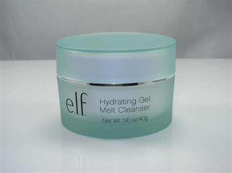 e l f hydrating moisturizer e l f hydrating gel melt cleanser review musings of a muse