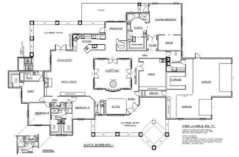 Exles Of Floor Plans Sle Floor Plan Gallery
