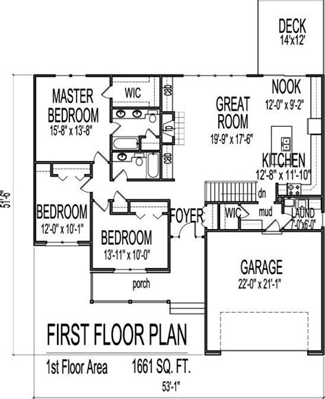 simple one story 3 bedroom house plans imagearea info 1 story with basement house plans lovely simple house