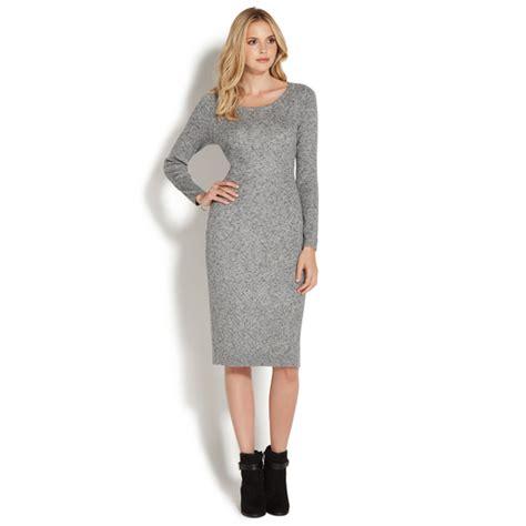 Slit Dress Sweater Rajut Tebal Side Slit Sweater Dress Shoedazzle
