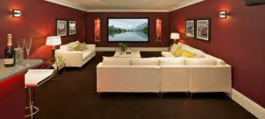 basement home theater design basement home theater design ideas for your modern home