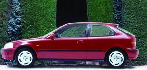 Headl Civic 1984 87 3 Doors honda civic 3 door hatchback 1995 2001 reviews technical data prices