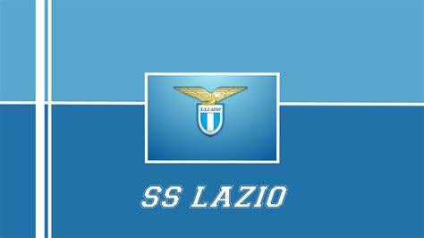 ss lazio professional sports club logo wallpaper