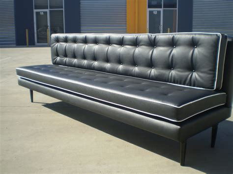 banquette sofa seating 1950 s sofa or banquette booth seat melbourne jaro upholstery melbourne phillip island