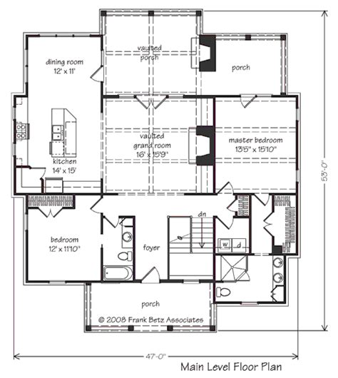 Frank Betz Floor Plans by Boulder Summit Home Plans And House Plans By Frank Betz