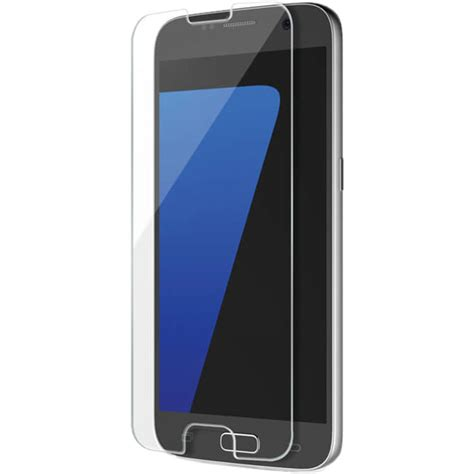 Tempered Glass S7 Flat iluv tempered glass screen protector for galaxy s7 ss7temf b h