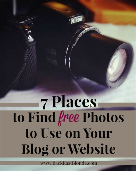 7 Places To Buy by 7 Places To Find Free Photos To Use For Your Or Website