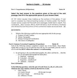 Sle Of Research Essay by Sociology Section Materials