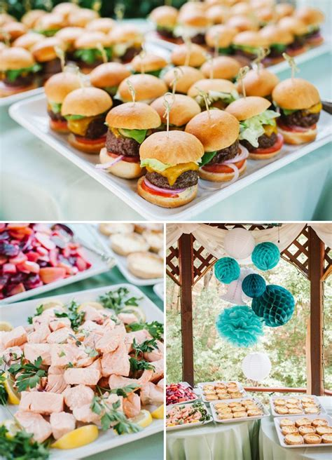 how to organize a themed bridal shower wedding tips - Theme Wedding Shower Menu