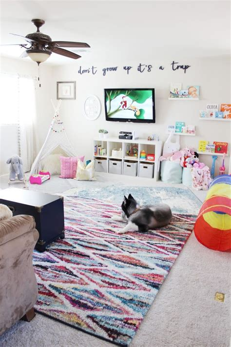 rug for playroom home decor