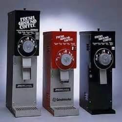 High End Coffee Grinder Grindmaster Automatic Gourmet Grocery Coffee Grinder Model
