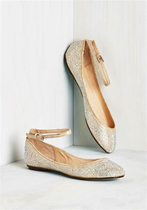 Gold Flats For Wedding by Gold Flats For Wedding Best Site Hairstyle And Wedding