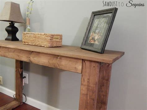 console table design console table buildsomething