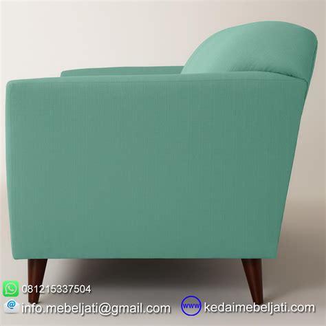 Sofa Panjang sofa panjang vintage retro scandinavia sing kedai