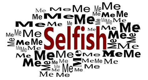 Me Me Me Video - 049 selfish