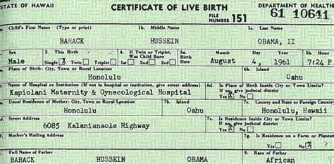 full birth certificate meaning top 10 fake issues that will determine the 2012 election