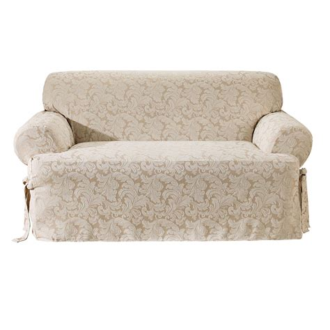 t cushion couch cover t cushion sofa slipcover one piece best sofas decoration