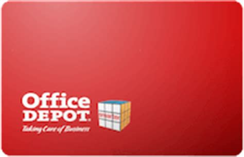 Office Depot Gift Cards - buy office depot gift cards discounts up to 35 cardcash