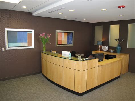 Office Front Desk Front Office Desk Brilliant On Office Desk Decorating Ideas With Front Office Desks