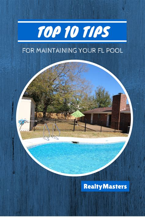 pool care tips to live in pensacola florida top 10 pool care maintenance tips