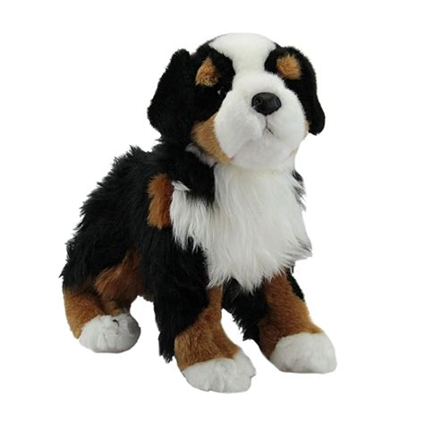stuffed animal dogs trevor the plush bernese mountain by douglas