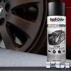 temporary peel wall paint duplicolor matte carbon black custom wrap removable ez