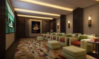 home theater interior design villa home theater interior design 3d house