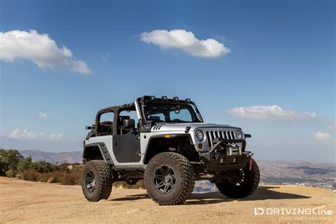 built jeep wrangler a jk build that s a level up drivingline
