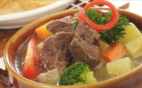 artikel membuat konsentrat sapi resep cara membuat sop daging sapi mudah enak dan gratis