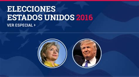 predicciones de las elecciones de usa del 2016 elecciones estados unidos 2016 el pa 205 s